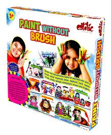 Estetic Paint Without Brush