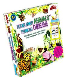 Estetic Learn About Animals Through Origami