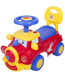 EZ' Playmates Ride On Dream Car - Red