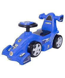 EZ' Playmates Ride On Formula Car - Blue