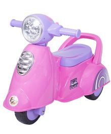 EZ' Playmates Baby Ride On Italian Scooter - Pink