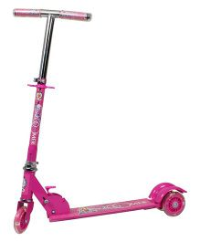 HLX NMC Zoomer 3 Wheel kids Scooter - Pink