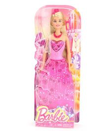 Barbie Fairy Tale Princess Doll Pink - 29 cm