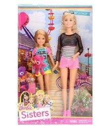 Barbie Sisters Doll - Pack Of 2
