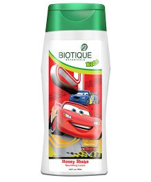 Baby Biotique Disney Pixar Cars Honey Shake Nourishing Lotion - 190 ml