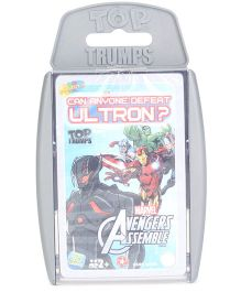 Top Trumps Avengers Assemble Card Games - 30 Cards