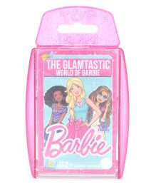 Barbie The Glamtastic World Of Barbie Card Games - 30 Cards