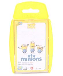 Top Trumps Minions Card Games - 30 Cards