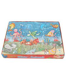 Yash Educational Under Water Puzzle - 120 Pieces