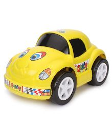 Luvely Toy Car - Yellow