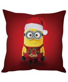 Stybuzz Minions Cushion Cover - Red