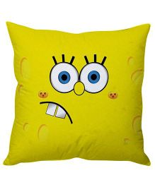 Stybuzz Spongebob Cushion Cover - Yellow