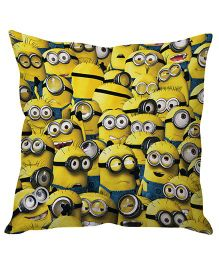 Stybuzz Minions Cushion Cover - Yellow