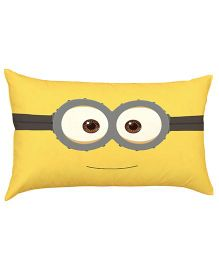 Stybuzz Minions Baby Pillow - Yellow