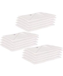 Lula Muslin Napkins Set of 15 - White