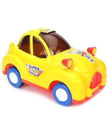Kids Zone Friction Toy Super King Car  (Color May Vary)