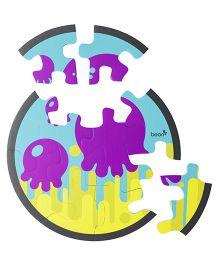 Boon Puzzle Bath Appliques - 10 Pieces
