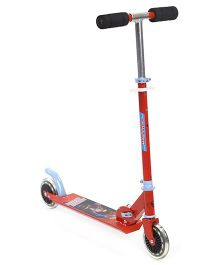 Smoby Man Of Steel Scooter 2 Wheel - red