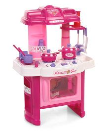 Smiles Creation Kitchen Set - Pink