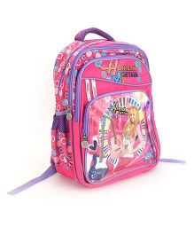 Disney Hannah Montana School Backpack - Pink