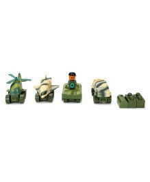 Fair Ind Army Play Set - Green