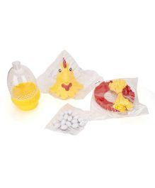 Sunny Chicken Drop Game