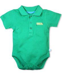 FS Mini Klub Short Sleeves Onesie - Green