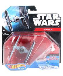 Hot Wheels Star Wars Tie Fighter - Grey