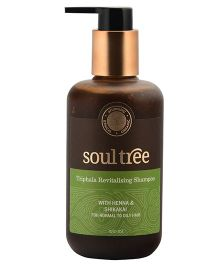 SoulTree Triphala Hair Revitalising Shampoo - 250 ml