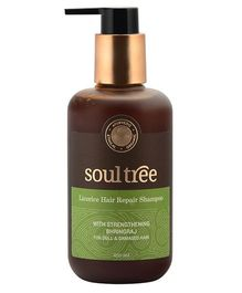 SoulTree Licorice Hair Repair Shampoo With Nourishing Coconut - 250 ml
