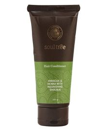 SoulTree Hibiscus Hair Conditioner - 100 gm