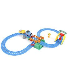 Fisher Price Thomas And Friends Drawbridge Set With Thomas Engine - Blue