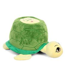 Dimpy Stuff Turtle Seat With Support - Green