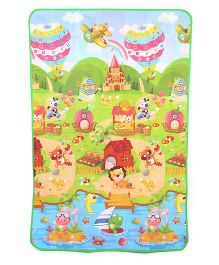 Sindhu Baby Play Mat - Multicolor