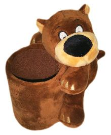 Soft Buddies Jungle Book Bhaloo Pen Stand - Brown