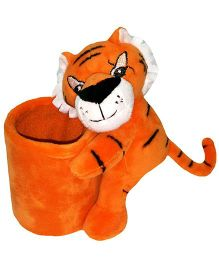 Soft Buddies Jungle Book Sharekhan Plush Pen Stand - Orange