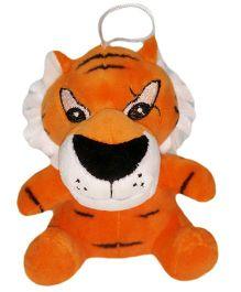 Soft Buddies Jungle Book Sharekhan Clip On Toy - Orange