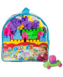 Magic Pitara Building Blocks Set - 32 Pieces