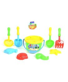 Magic Pitara Beach Tool Set - 12 Pieces