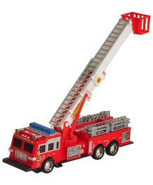 Magic Pitara Fire Rescue Toy - Red