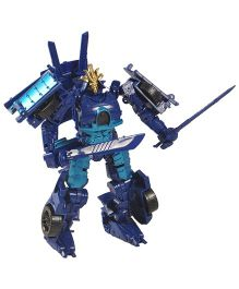 Magic Pitara Transformer Warrior - Blue