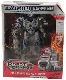 Magic Pitara Transformer Warrior - Blue