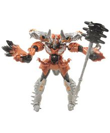 Magic Pitara Transformer Warrior - Orange