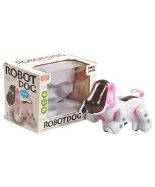 Magic Pitara Robot Dog - White
