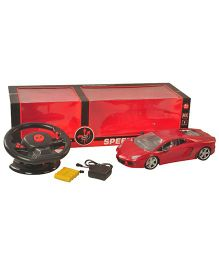 Magic Pitara Remote Controlled Car Toy - Red