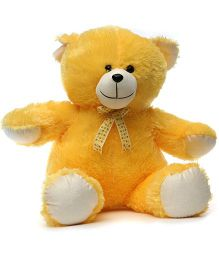 Acctu Toys Big Lazy Bear - Yellow