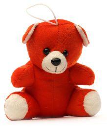 Acctu Toys Teddy Bear Red - 15 cm