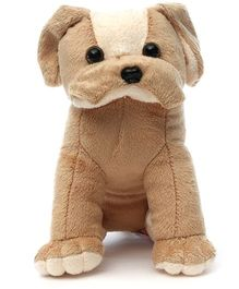 Acctu Toys Bull Dog Soft Toy - 30 cm