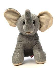 Acctu Toys Elephant Soft Toy - Grey