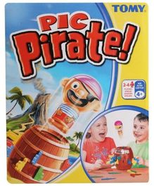 FUNSKOOL Tomy - Pic Pirate